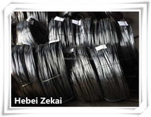 8 gauge black annealed binding wire/steel wire for construction material