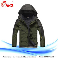 Waterproof And Breathable Tactical Soft Shell Men Jacket