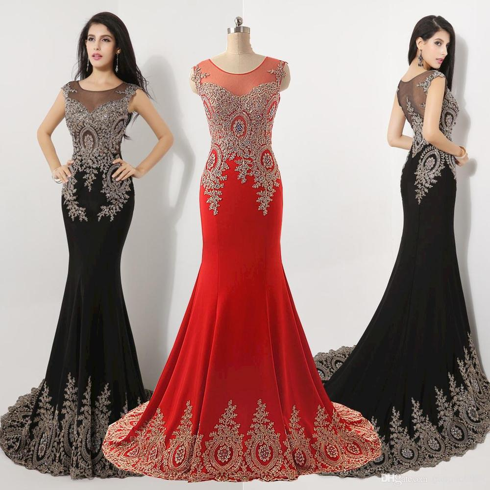 Wholesale 2015 Ladies Long Evening Party Wear Gown Latest