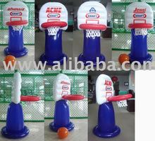 inflatable basketball backboard,inflatable basketball hoop,inflatable basketball game