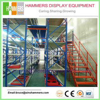 Steel display supermarket wall rack warehouse racking systems