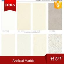 artificial marble engineered floor tiles stone