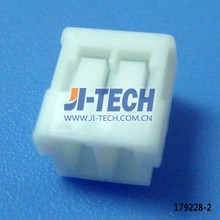 2.0mm pitch AMP/tyco CT connector 179228-2 housing 2 pin connector