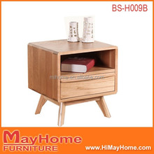 1drawer 1 storage water based paint small size bedside tables