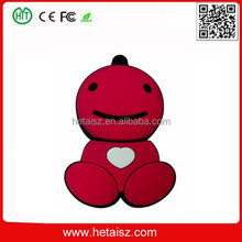 PVC cartoon character 2tb usb stick, cartoon character usb flash drive no minimum