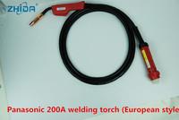 soldadura mig OTC 200A MIG / MAG welding gun