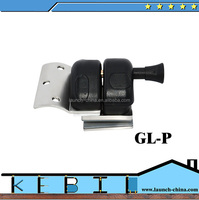 chamfered edge safe corner cheap frameless pool fencing door lock