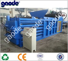 Price For Manual Wrapped Horizontal Waste Paper Compress Baler