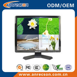 Anrecson 15.6 inch TFT-LCD cctv monitor for security