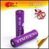 Newest IMREN 18650 2250mAh 40A 3.7V high drain rechargeable battery,imren 2250mAh 40A battery, 18650 battery for vv mod /e-cig
