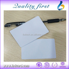 PVC Blank / Pre-print Hitag 2 Chip Card