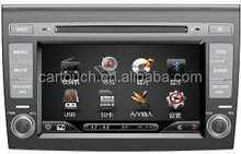 Touch screen car dvd player car dvd for Fiat Bravo 2012 car dvd gps navigation with bluetooth+built-in gps