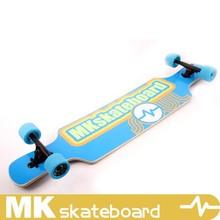 MK Skateboard 8 ply canadian maple factory longboard