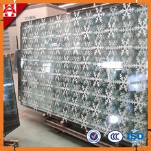 Printed Glass , Digital Print Laminate Glass