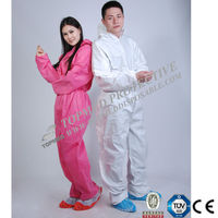 disposable uniform/workwear/coverall,suit,works