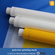 Free Sample 24T 60 mesh 100% Polyester Imported From Japan White 1:1 For Textile
