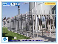 GRP fencing, Glass fiber reinforced plastic enclosures, electric fence