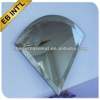 cosmetic silver mirror, rearview mirror, silver mirror for decoration, furniture