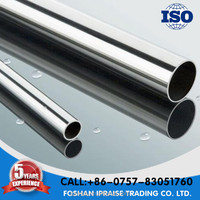 New provide stainless steel pipe size chart 5 years OEM