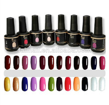 Factory price wholesale 2014 new arrival nail gel polish uv gel nail polish