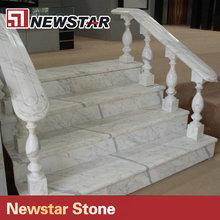 Decorativo balaustre escalera, piedra balaustre escalera