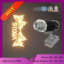 High technology new type LED table lamp with remote control