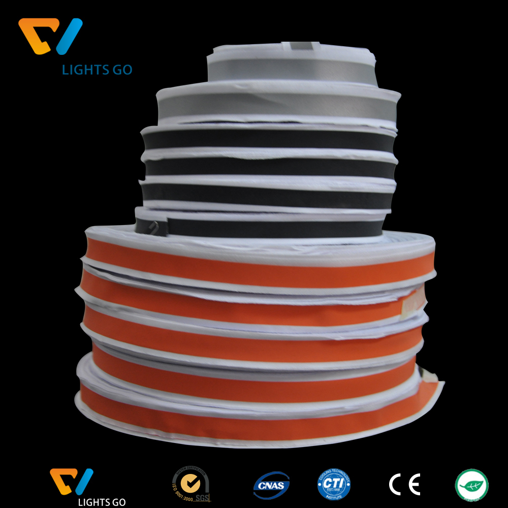 Colorful high visibility reflective webbing with best quality for cloth