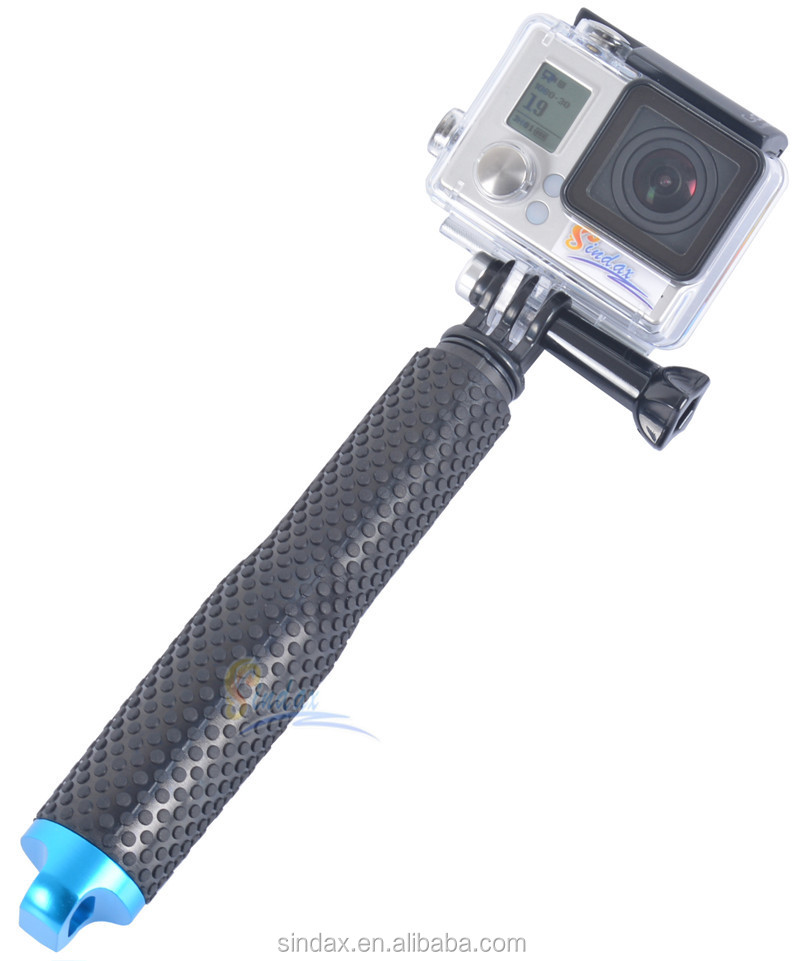 Aluminum Extendable Selfie Stick Pole Telescoping Handheld