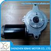 high speed 24V small worm gear motor