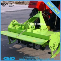 3 point rotary tiller for tractor , farm tilling machine