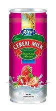 el sabor de leche y productos lácteos de leche de cereales