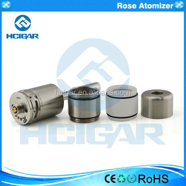 Excellent!Hcigar new rose v2 atomizer with clt v2 plus atomizer fit for slug mod