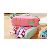 Stylish Toiletry Bags Promotional Cosmetic Bag Oversized Zipper Pouch