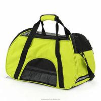 fashion beautiful 600D durable pet cat dog carrier
