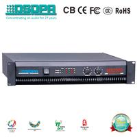DSPPA MX2500 Stereo Amplifier power ahuja amplifier
