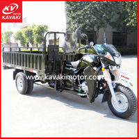 KAVAKI motorcyle three wheel 250cc with double rear tyre.