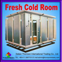 Commercial cold room complete sets engineering installation