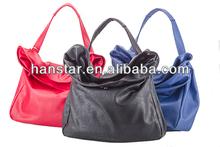 2014 New Korean Style PU Leather Bag