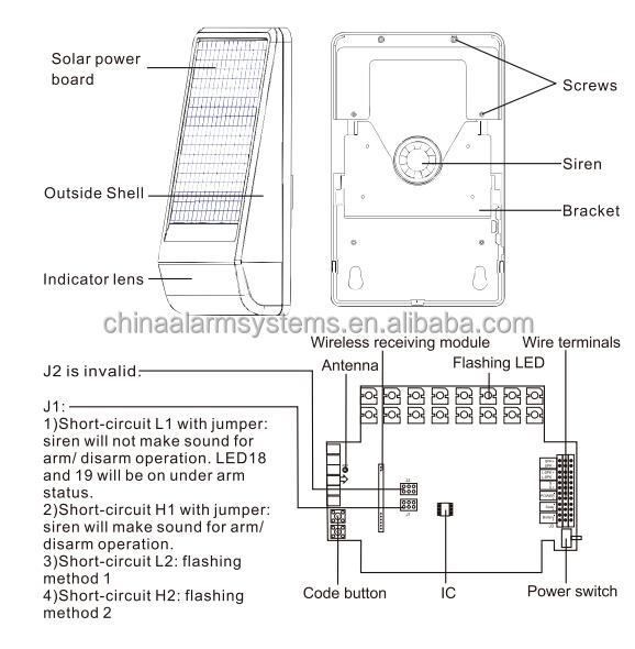 Shome Siren Wiring Diagram | Wiring Diagram