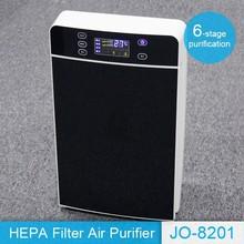 Car Air Purifier Freshener Ionizer Oxygen Bar(JO-8201)