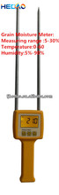 Portable Grain Moisture Tester Cheap Paddy Grain Moisture Meter