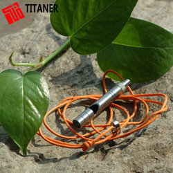 Hot Selling 10 Years Factory Factory To Door Quick Cycle Time survival gadgets survival tools basketball whistle
