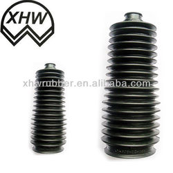 rubber bellow cover/expansion joint rubber bellows/car rubber bellow
