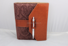 NEW Custom Design Print Leather Notebook Cover,Notebook Leather