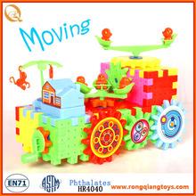 72 unids bloque producido por Shantou fábrica de juguetes BK8888002
