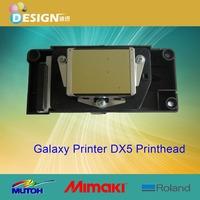 Original eco solvent dx5 F186000 print head for wit color ultra 9000 9100 printer