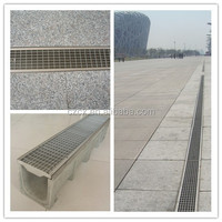manufacturer of metal steel grating trench drain cover