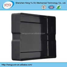 Hot selling black abs plastic vacuum formed parts with Smooth, texture, gloss, matt surface