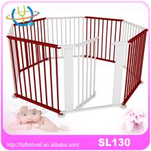 New Baby Blue Playpen Kids 8 Panel Safety Play Yard Indoor Outdoor Pen