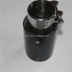 HUILI high quality Carbon Fiber Exhaust Tip for BMW